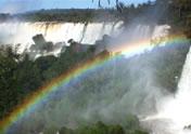 Iguazu Falls by Hernan R Goni