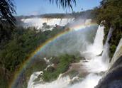 Iguazu falls, Hernan Rodriguez Goni